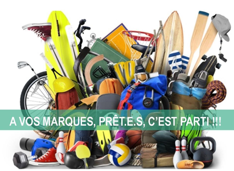 Espace gratuité spécial sport @ Jardin Casque d'Or